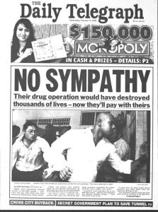 No Sympathy Wednesday Feb 16 2006